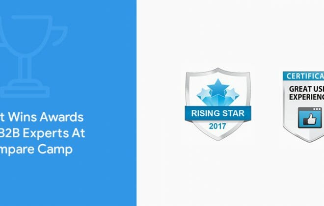 Orgzit wins awards at Compare Camp