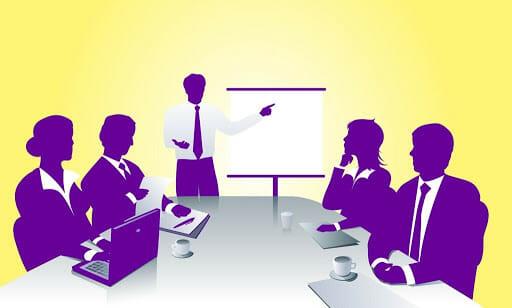Hold regular meetings for training