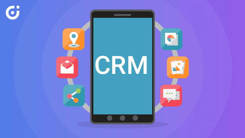 Implement a mobile CRM