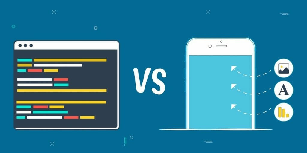 difference between no-code and low-code